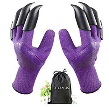 2 Pairs Ladies Gardening Gloves - Lightweight and Durable Work Gloves for Women Medium, Rose Garden Floral Best Gardening Gift for Women Perfect For Garden and Household Tasks Buy on Sale NOW